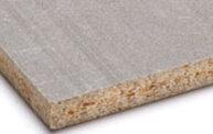 Zementgebundene Spanplatten