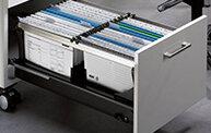 Beschlagsysteme zur Organisation mit Schrankwänden