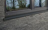 Außenfensterbänke | Profile | Wetterschenkel