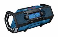 Baustellen-Radios|Lautsprecher