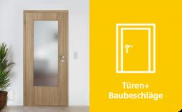 Türen + Baubeschläge