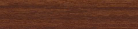 ABS 125 DEKOR 1675W Mahagoni - ABS 125 RAUKANTEX Dekor 2 mm Ausführung pure DEKOR 1675W Mahagoni Prägung 01 Lack Standardlack, GG29