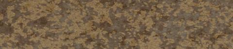 ABS 125 DEKOR 2249Z Kunststein Kupfer - ABS 125 RAUKANTEX Dekor 0,8 mm Ausführung pure DEKOR 2249Z Kunststein Kupfer Prägung 37 Lack Dekorglanz