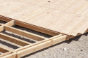 Terrassenholz Bangkirai 90/90 mm - Terrassenholz Bangkirai  4-seitig geriffelt | 1