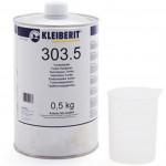 Kleiberit Turbohärter 303.5 500 g Flasche 303.5.8202