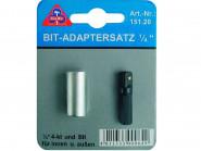 Bit-Adaptersatz  1/4 Z  2-Tlg.