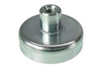 Magnete mit Gewindebuchse