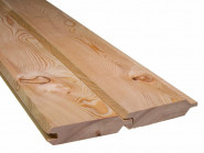 Profilholz Fase Sib.Lärche