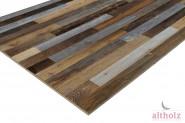 3-S Platte Altholz Nadelholz gestoßene Lamellen