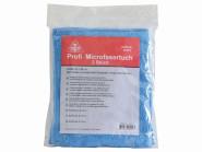 Mikrofasertücher Profi blau