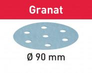 Festool Schleifscheibe Granat D90-6