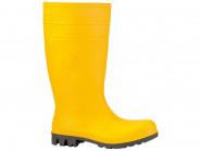 Bau-Sicherheitsstiefel S5 gelb