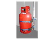 Gasflaschentransportsicherung