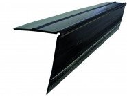 Kantenschutzwinkel schwarz 1,20 M