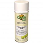 Cleho Acryl-Lack C38 seidenglanz farblos 400 ml 3841003