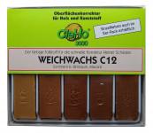 Cleho Weichwachs C12 S6 5er Serie Birnbaum/Macore 1225506