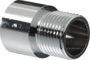 Tütemann Verlängerung für Türspion 14 x 20 mm Messing