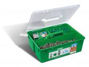 Spax Green Box Terasse, Profiset für 25-28 qm