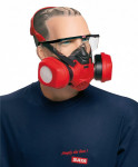 SATA air star F Halbmaske