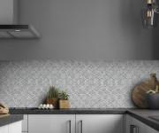 Acryl-Nischenrückwand 68BH1-01 Moroccan Tiles