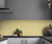 Acryl-Nischenrückwand 73BH1-01 Saffron Tiles