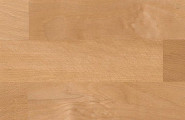Stecksockelleiste furniert Buche ged. matt versiegelt