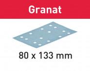 Festool Schleifstreifen Granat STF 80x133 P120 497120