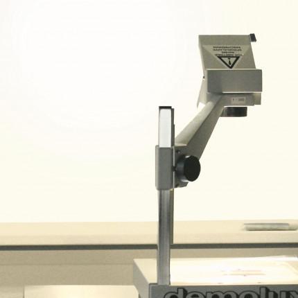 Homapal 8207 Weiß Matt Magnethaftend Boardmarker - Homapal 8207 Weiß Matt Magnethaftend Projektionsfläche und Boardmarker