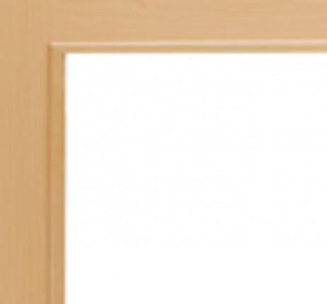 Glasleisten Holzrepro (CPL, Dekor) | Stück - <p>2150 mm lang</p>