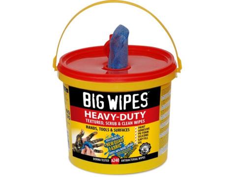 Big Wipes Wisch-und Reinigungstuch - <p>&nbsp;sehr hohe Aufnahmefähigkeit</p>