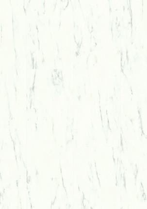 Quick-Step Livyn Sockelleiste - Quick-Step Livyn Sockelleiste 40136 Marmor Carrara Weiß