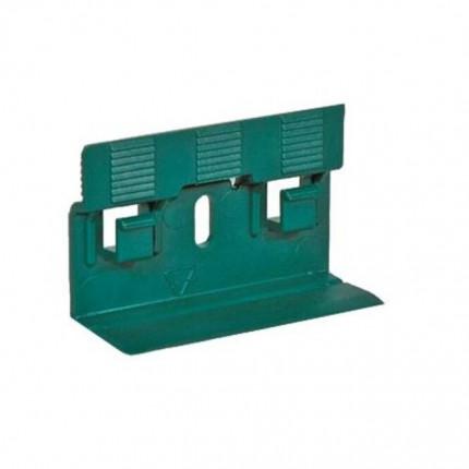 Haro Clips für Stecksockelleisten - Haro Clips für Stecksockelleiste 30 Clipse/Paket, inkl. Schrauben und Dübel