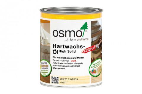 Osmo-Color Hartwachsöl 3062