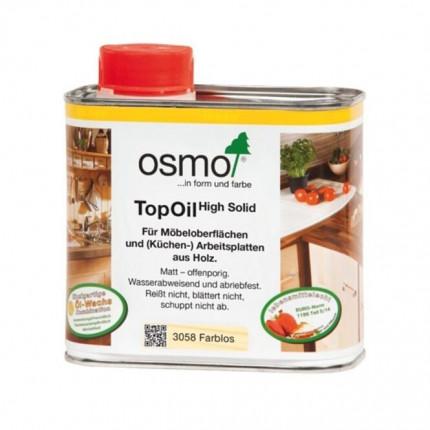 Osmo Topoil 3058 - Osmo Topoil 3058,  0,5 Liter,  13900050