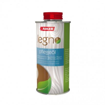 Adler Legno-Pflegeöl - Adler Legno-Pflegeöl,  für geölte Möbel im Wohnbereich, Innenausbau (Holzverschalungen, Holzdecken, etc.), Holz- und Parkettböden, 0,25 Liter,  5088214