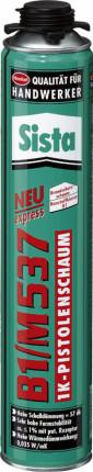 Henkel Teroson EF537 1-K Pistolenschaum  750ml Dose - Henkel Teroson EF537 1-K  Brandschutz Pistolenschaum750ml Dose UN 1950