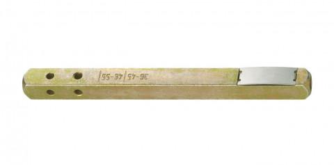 FSB Doppelstift - FSB Doppelstift 8 x 140 mm Türstärke 76-95 mm  für zwei Lochteile  0 05 0102 0842 5700