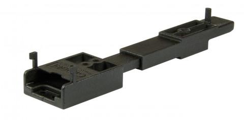 GenoTop Clipper Terrassenbefestigung, f. Dielenbr. 120-150mm - GenoTop Clipper Terrassenbefestigung,  für Dielenbreiten von 120-150 mm,  Dielenstärken von 20-24 mm,  inkl. Edelstahlschrauben,  VPE: 20 Stück, 6901