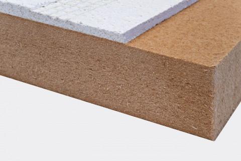 Warm-Wand THD - Knauf WF THD Nut und Feder 050  Holzfaser-Fassadendämmplatte  für WARM-WAND Natur T im Holzbau  gemäß Z-33.47-673