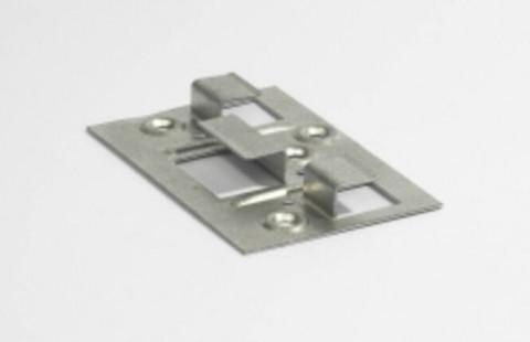 Fugenkralle  5/0mm verzinkt - Fugenkralle  5/0mm verzinkt mit Schrauben 100 Stück Nr.57SK
