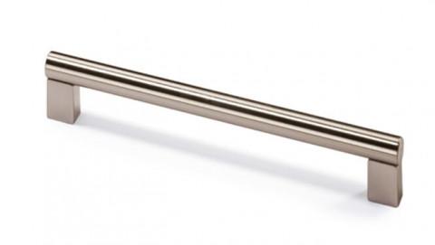 Möbelgriff Viesta Edelstahl - Möbelgriff Viesta Edelstahl  optik BA=192 mm   9995500