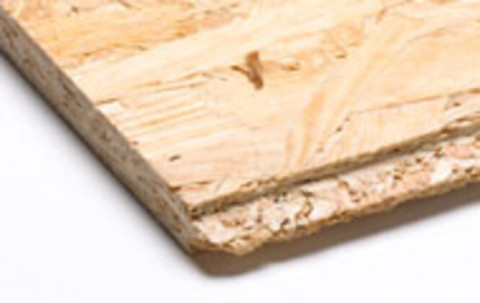 OSB 3 N+F Conti EN 13986 / EN 300 CE - OSB 3 Nut + Feder Conti - Oberfläche ungeschliffen EN 13986 /EN 300 CE