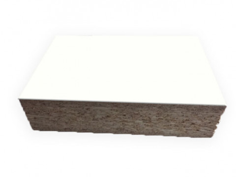 Spanplatte Pappel schwer entflammbar - Pappelspanplatte schwer entflammbar Klassifizierung des Brandverhaltens nach EN 13501-1 B-s2,d0 70% PEFC zertifiziert, BV/CdC/6009552