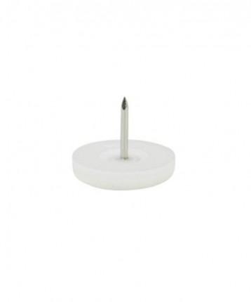 Kunststoff-Möbelgleiter - <p>Stuhl-/ Möbelgleiter mit Einschlagstift</p>