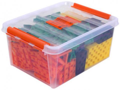Mini Montage Mix - Mini Montage Mix,  in Kunstoffbox, 140 Stück sortiert, 006.99.122