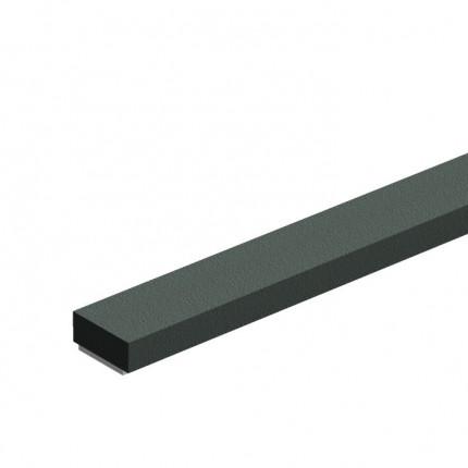 Elton Vorlegeband anthrazit 6x3mm - Elton Vorlegeband anthrazit 6x3 mm,  1-seitig selbstklebend, 20m Rolle, 6004122