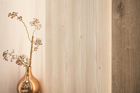 Dekor H 785 W06 Robinson Oak Beige - Dekorspan H 785 W06  Robinson Oak Beige 70% PEFC zertifiziert, BV/CdC/6009552 | 2