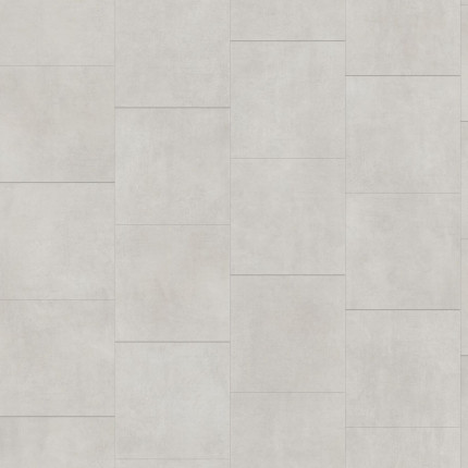 Quick-Step Livyn Boden AMCL40049 - Quick-Step Livyn Boden V4 mit Fase Beton hell  Ambient Click AMCL40049  Nutzschicht 0,3 mm  Nutzungsklasse 32, vor Verlegung 48 Stunden akklimatisieren,  5 Stück pro Paket = 2,08 qm  52 Pakete pro Palette = 108,16 qm | 2