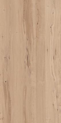 Furnierte Span Eiche Wild Brettcharakter - Furnierte Spanplatte Eiche Wild 0,9 mm, mit Rissen Brettcharakter Blackback (kein Leimdurchschlag) 100% PEFC zertifiziert, BV/CdC/6009552 Achtung: Fügebänder zwischen den einzelnen Furnieren können vorkommen, dies lässt sich mit einem Schwamm und Bürste e | 2