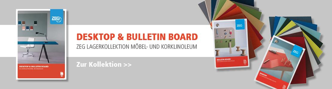 Desktop Bulletin Board Kollektion